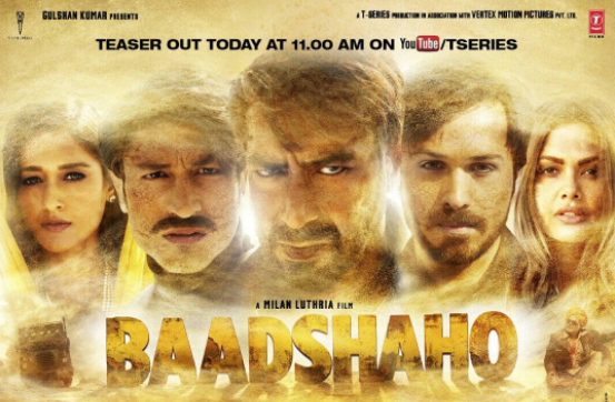 Baadshaho teaser is finally out: Emraan Hashmi and Sunny Leone show streaming performance