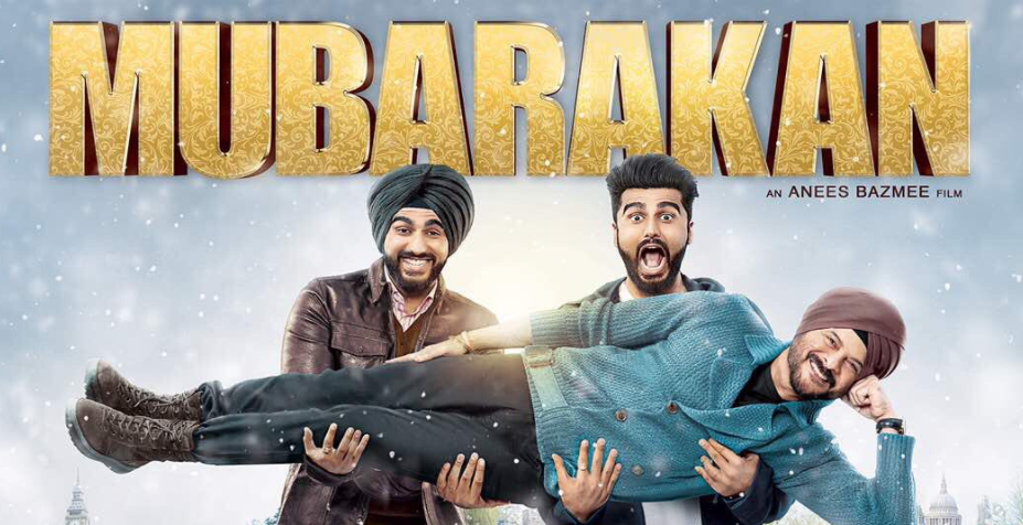 Mubarakan movie new poster is out: Features all the movie casts