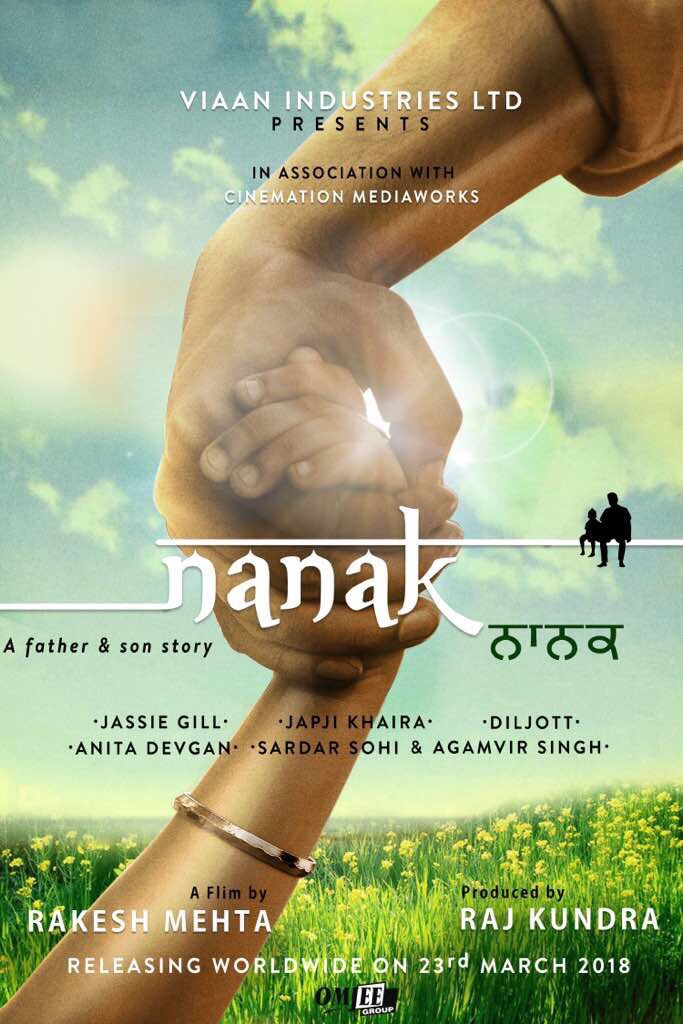 Nanak movie set to release on 23rd March, 2018 | Checkout Release date, Poster and Raj Kundra's connection