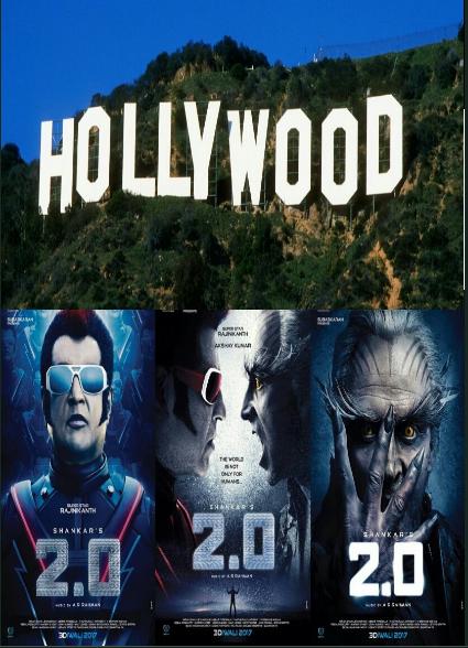 2.0 movie promotions kick starts