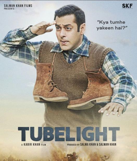 Salman Khan Film 'Tubelight' Day 3 Collection