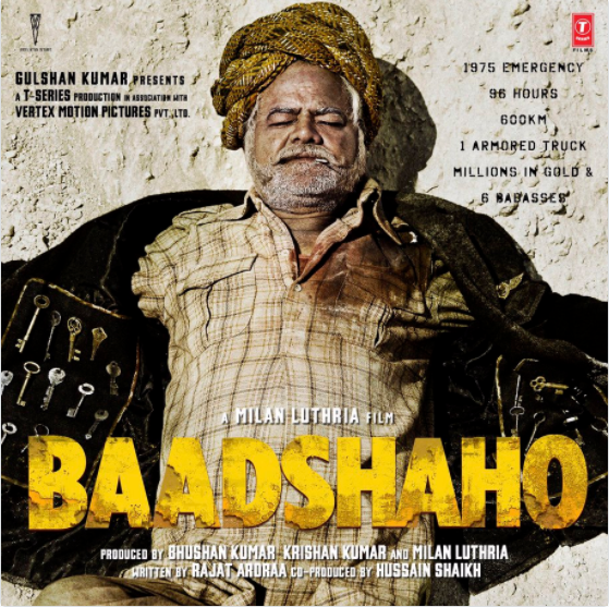 Baadshaho Sanjay Mishra