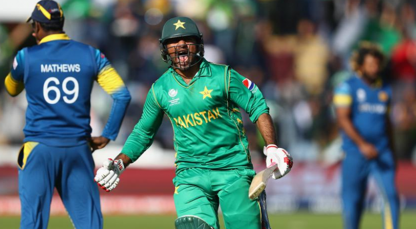 Pakistan vs Sri Lanka Champions Trophy 2017 match highlights : Pakistan Bowling, Sarfaraz Ahmad Shine In Victory Over Lankans