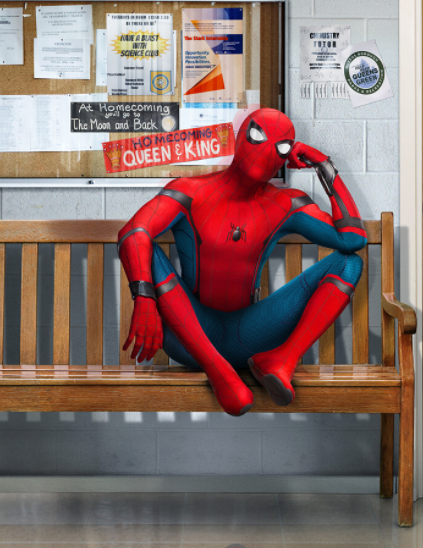 Look who is the voice behind Spiderman: Homecoming