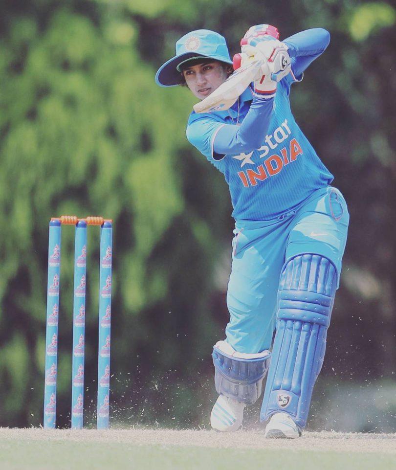 Mithali Raj Inches Towards Most Runs In ODI Women's Cricket