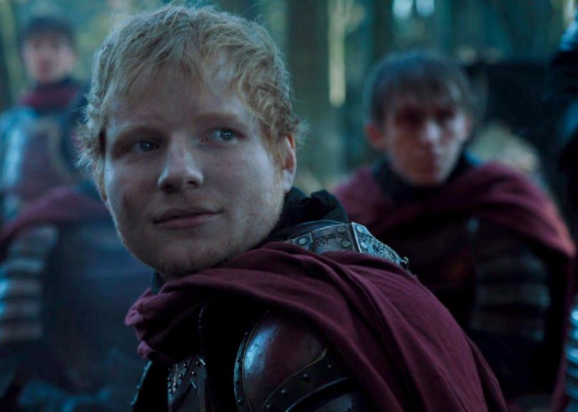 Game Of Thrones S07e01: Ed Shareen deletes his twitter account hours after making cameo