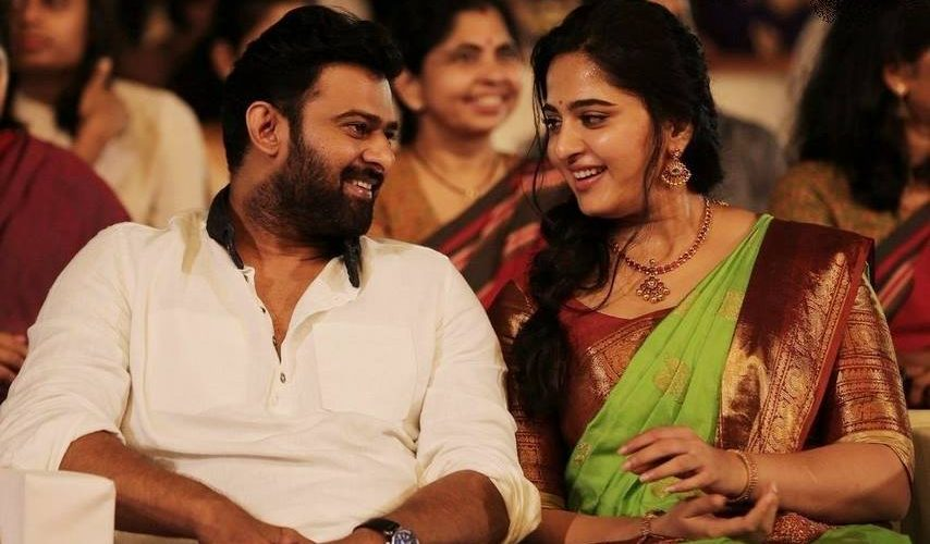 Saaho: Anushka Shetty is making her hindi debut in action thriller with Prabhas