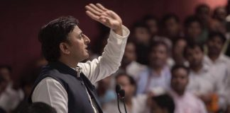 The BJP is behind the resignations of SP MLCs - Akhilesh Yadav