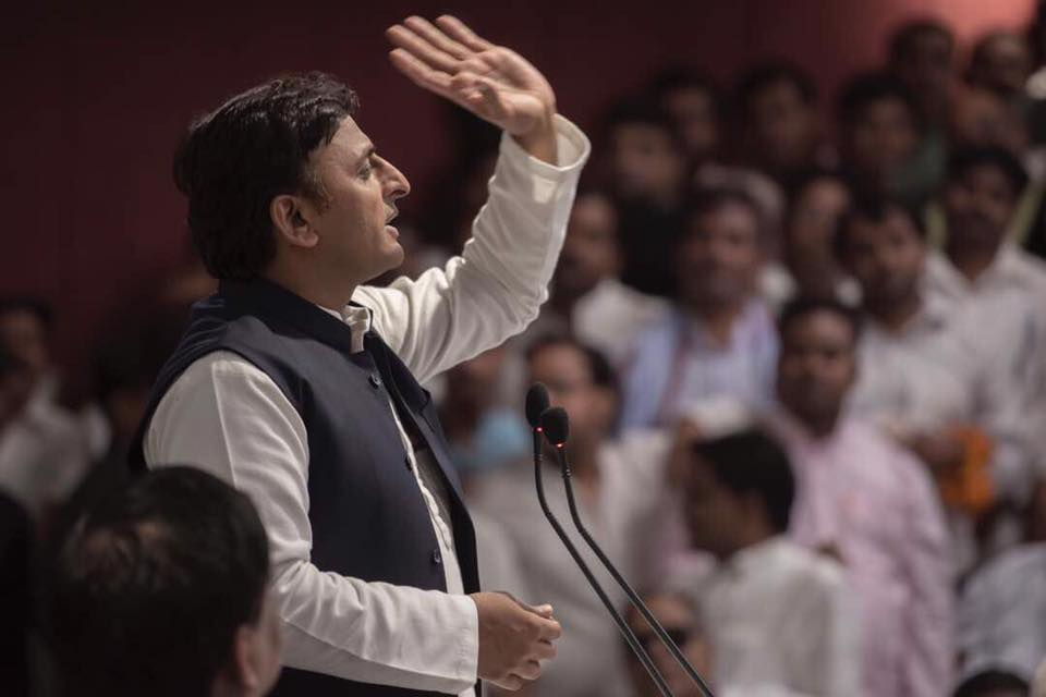 The BJP is behind the resignations of SP MLCs – Akhilesh Yadav