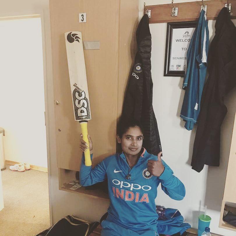 Mithali Raj Becomes The Highest Run Scorer In Women's ODI Cricket, Crosses 6000 Mark