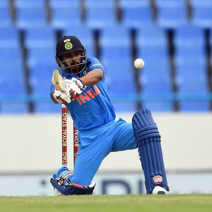 West Indies vs India 4th ODI : West Indies Bat First As India Test Bench Strength