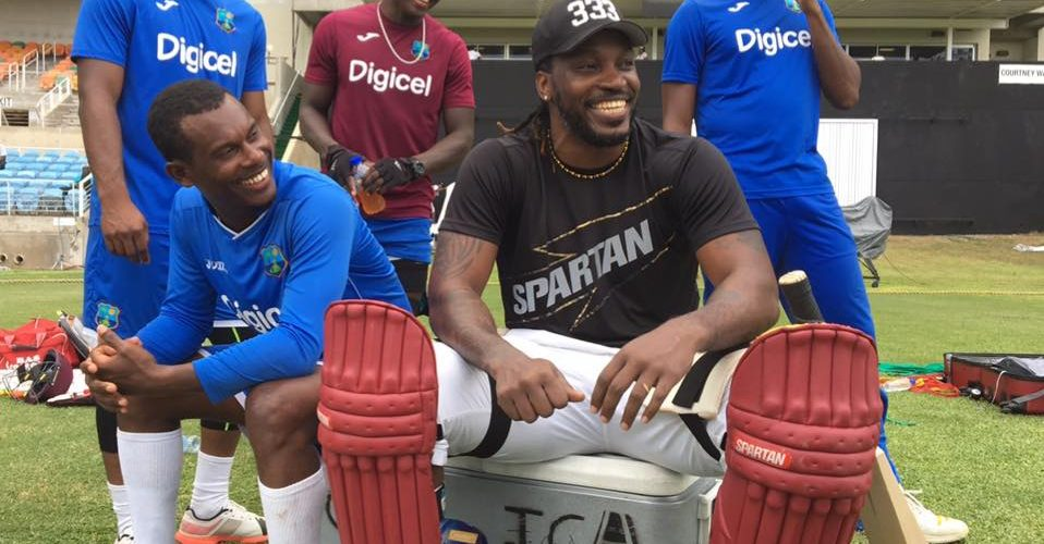 Universe-boss Chris Gayle is recalled in West Indies squad for only T20 against India on Sunday