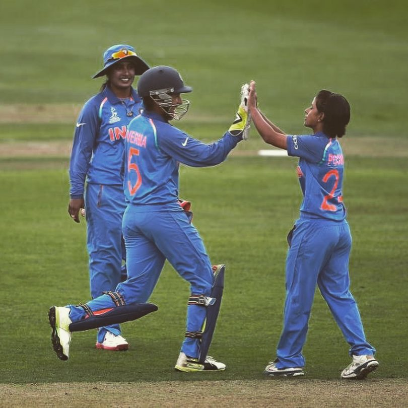 ICC Women's World Cup 2017 : Mithali Raj Becomes Highest Rungetter In Women's ODI Cricket