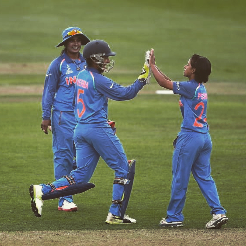 Records galore for Mithali Raj in ICC Women's World Cup