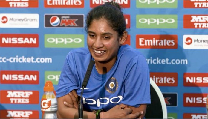 Mithali Raj picks Harmanpreet Kaur, Deepti Sharma and Smriti Mandhana as her successor