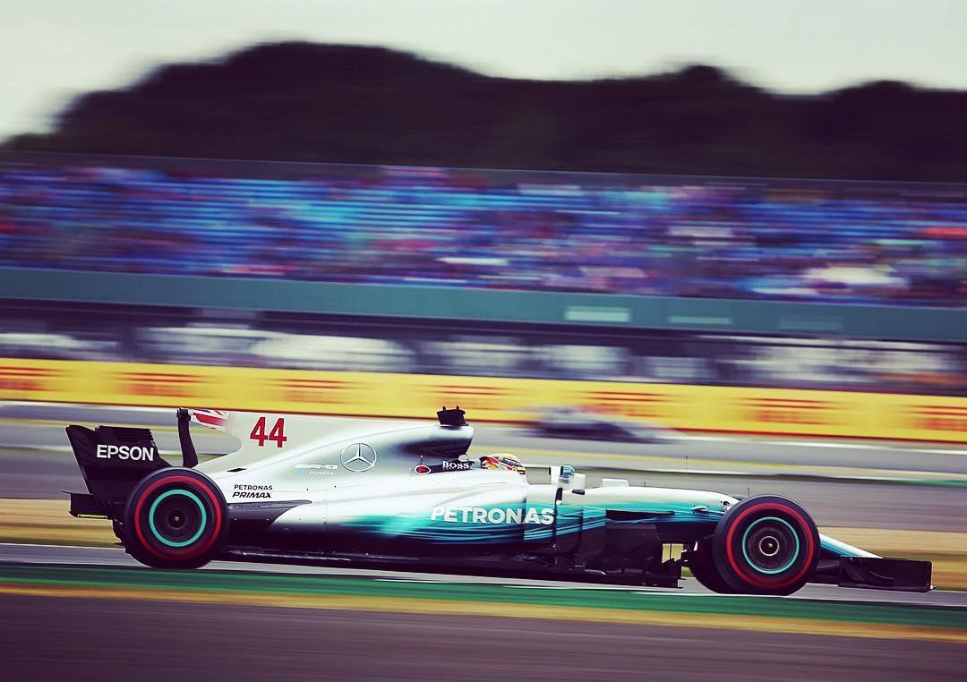 Ricciardo fourth in British GP practice