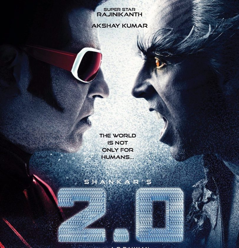 GST nags Rajnikanth's upcoming Movie 2.0