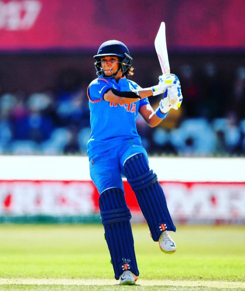 Harmanpreet Outburst Reduces Deepti Sharma To Tears After Mixup On Crease