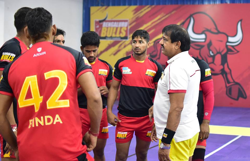 Pro Kabaddi League 2017: Bengaluru Bulls feels longer former will not put burden on players
