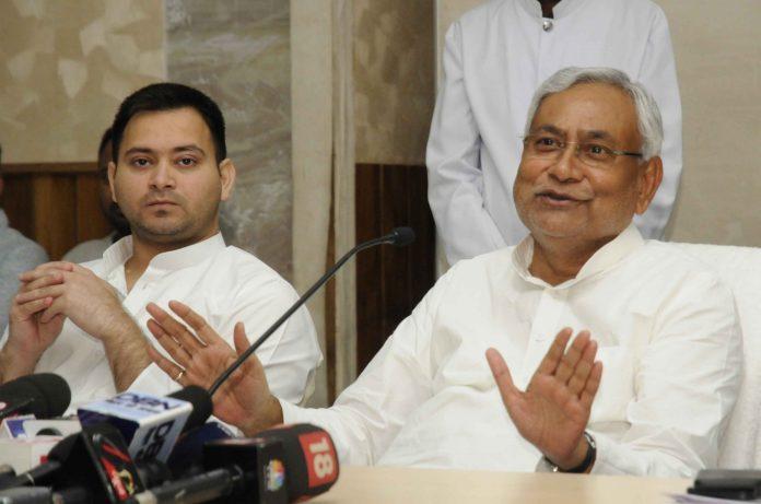 "Tejashwi Yadav accuses Bihar CM Nitish Kumar of being ""opportunist"" as hebroke ties with RJD"