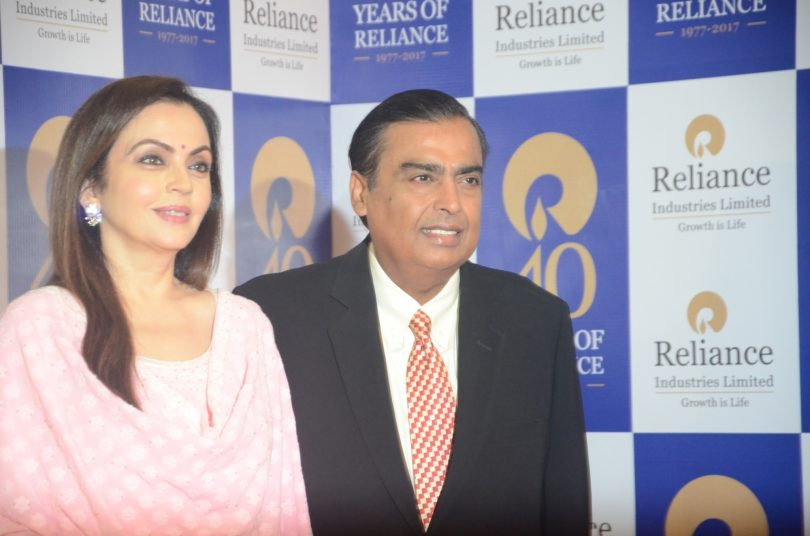 RIL (Reliance) announces country's largest share price bonus