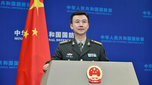 "China says that it will defend its territorial sovereignty ""at all costs"" urging India to withdraw the Army from Dokalam"