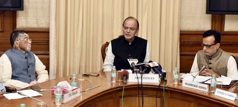 Arun Jaitley Introduced New Banking Regulation Bill