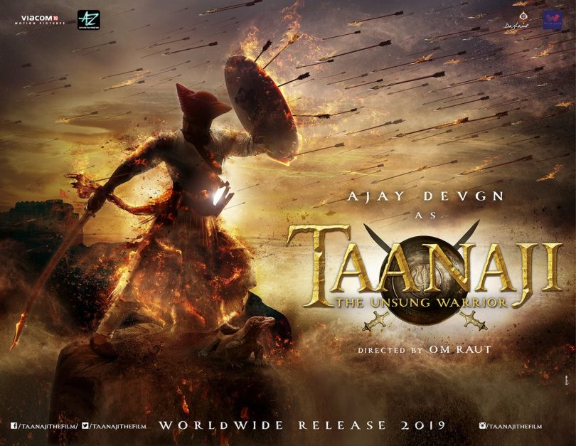 Taanaji first look: Watch here the Unsung Warrior Ajay Devgan