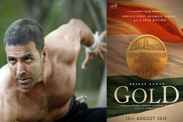 Akshay Kumar Shares First Look Of Balbir Singh Biopic 'Gold'