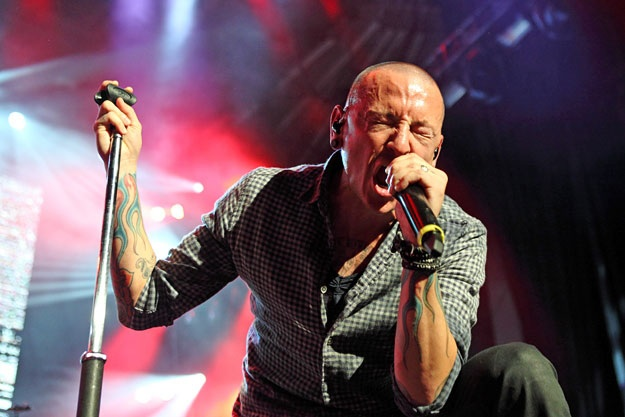Chester Bennington Linkin Park's vocalist commits suicide