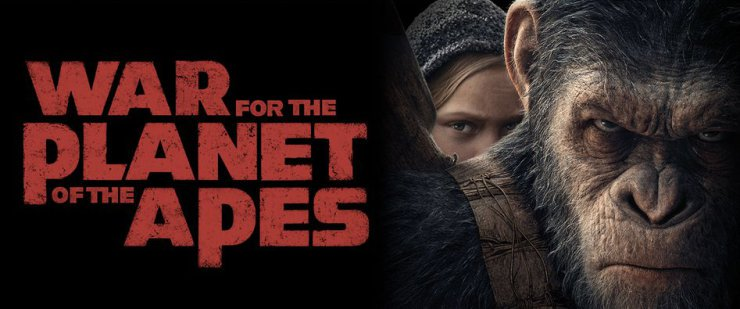 War for the Planet of the Apes box office collection are Promising Digits