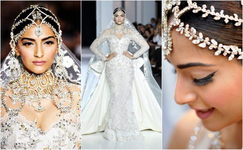 Paris Fashion Week: Sonam Kapoor Looks Pretty In Her Showstopper Look