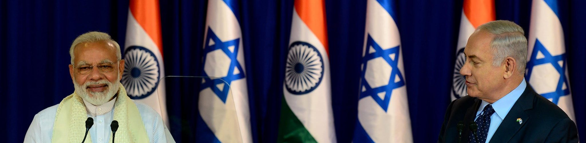 """I for I"" which means India for Israel and Israel for India – PM Modi"