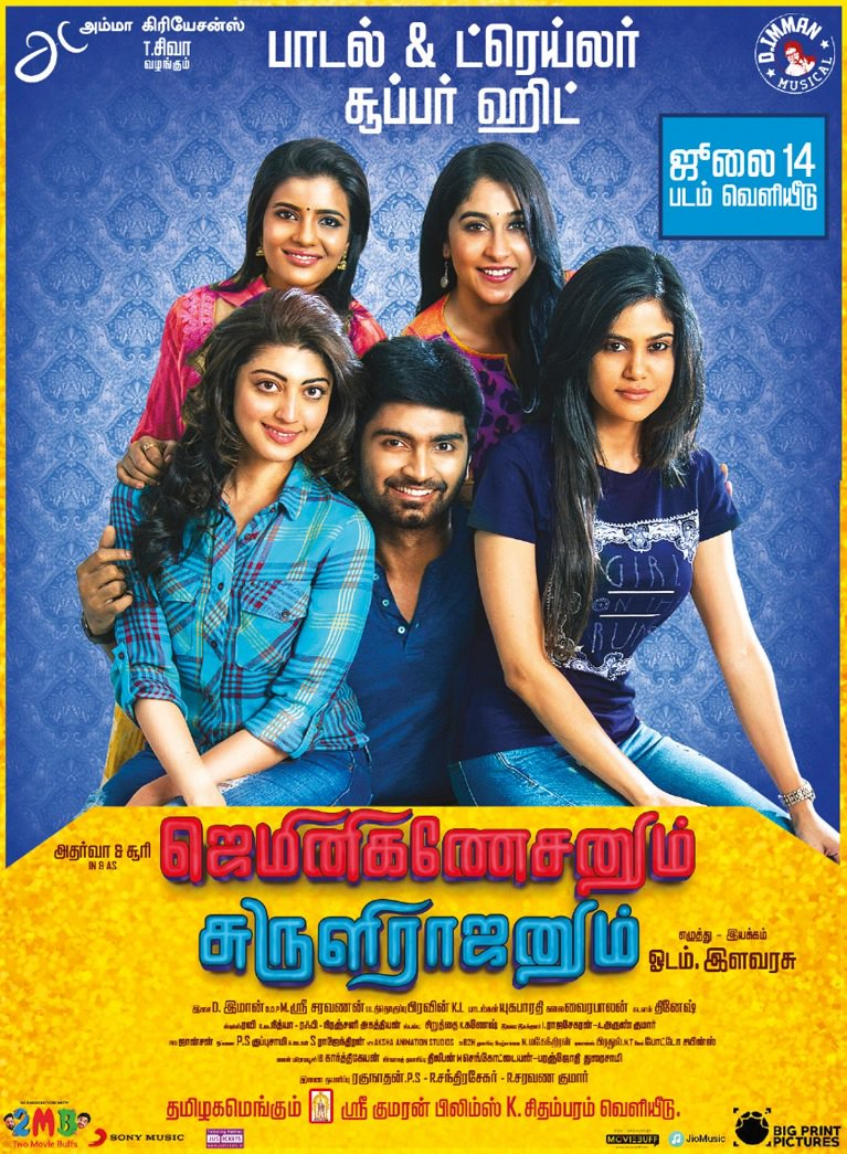 Gemini Ganeshanum Suruli Raajanum Box office collection of tamil movie