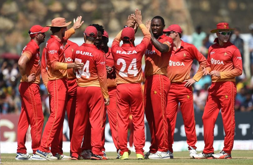 Zimbabwe shocked cricketing world with 3-2 win over Sri Lanka