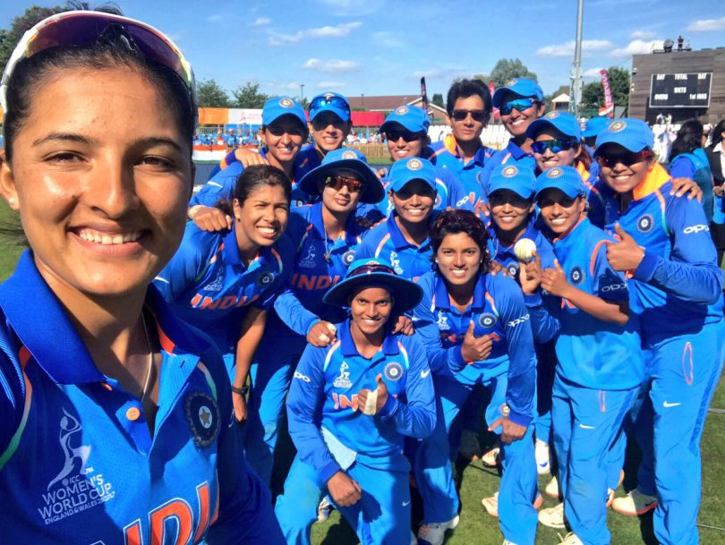 ICC Woman's World Cup 2017: India continues winning streak by crushing Pakistan