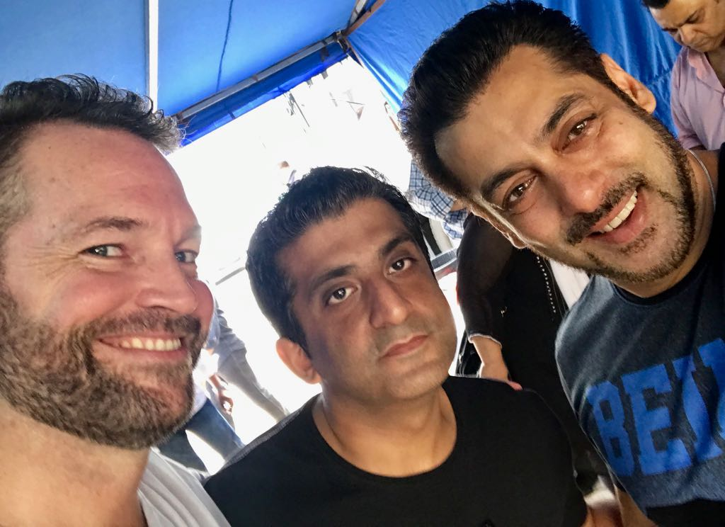 Salman Khan Superstar has signed a deal with Amazon Prime Video