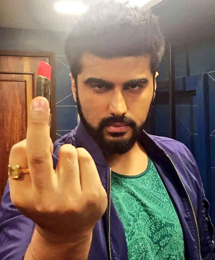 Lipstick Under my Burkha: Arjun Kapoor Join in to support Lipstick Rebellion