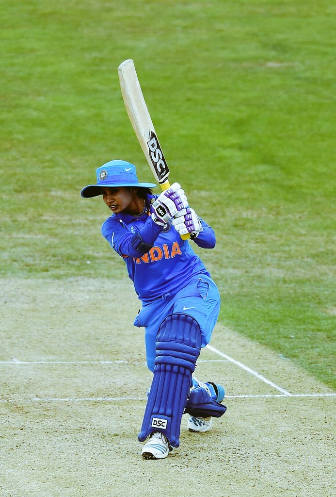 Mithali Raj becomes first woman cricketer to score 6,000 runs