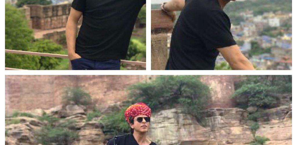 Shahrukh Khan daughter Suhana Khan share his pictures from Jodhpur
