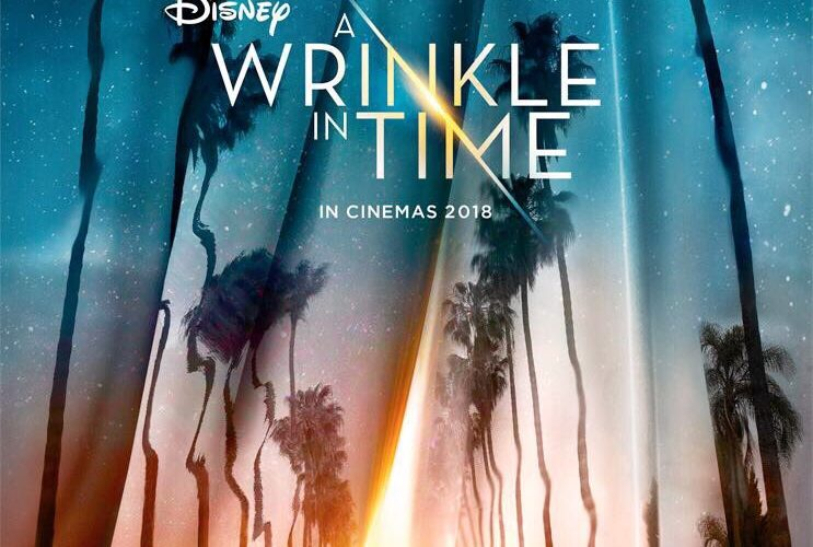 Disney's a Wrinkle in time gets a teaser, trailer and poster