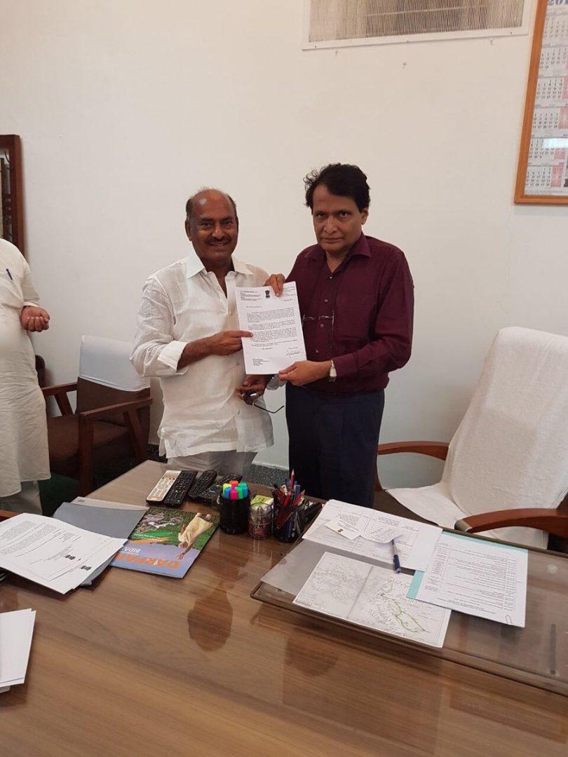 Indigo quashes flying ban on TDP MP Diwakar Reddy