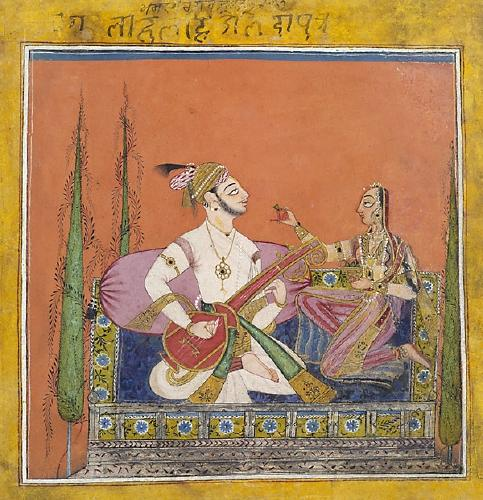 Eminent musicologist defines Ragas as a formless form