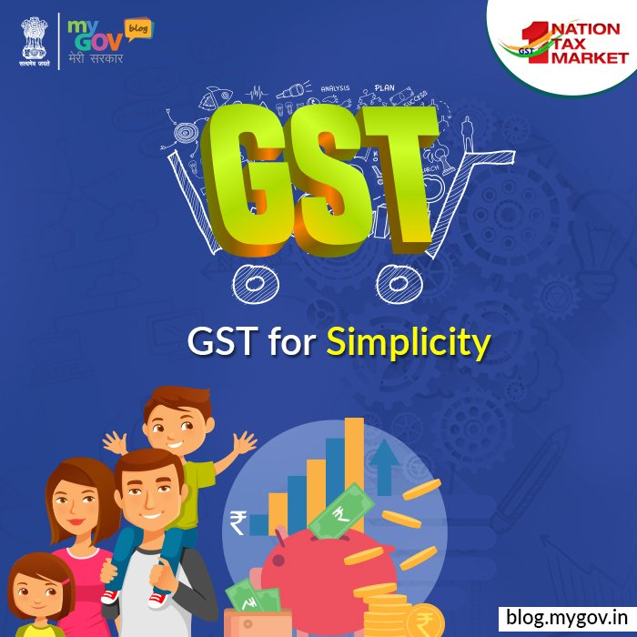 Is really GST boost for business as NDA government ensures