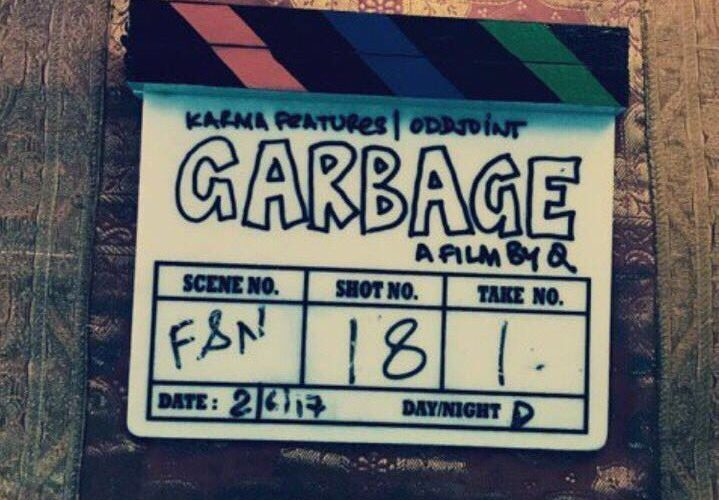 Garbage movie produced by Hansal Mehta and Shailesh R. Singh