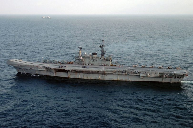 INS Viraat may be converted into tourists spot