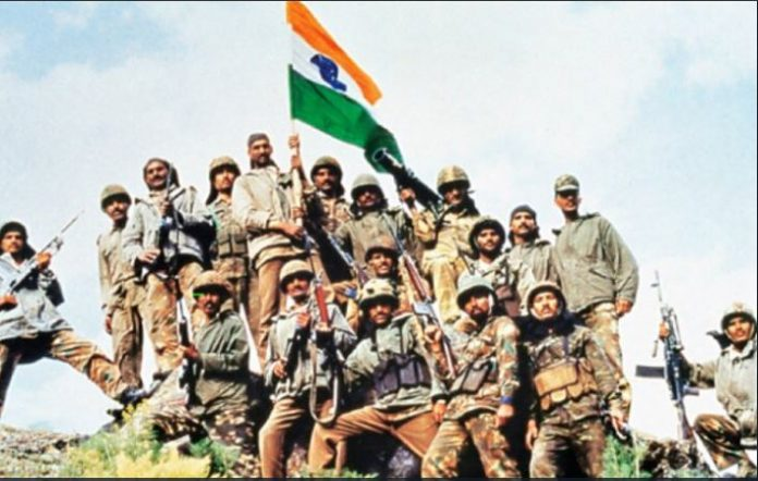 Kargil Vijay Diwas : India celebrate this day as great sacrifice of Indian Armed forces in War