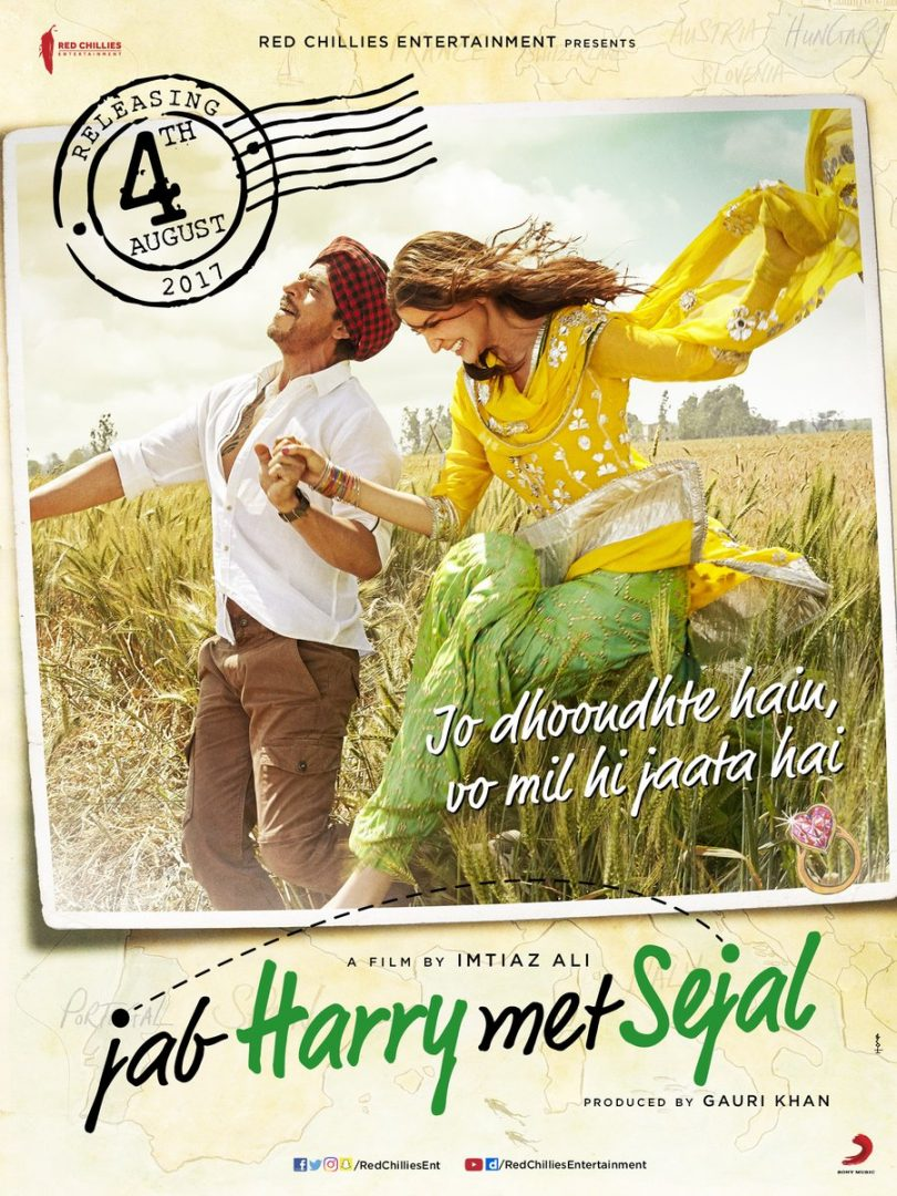 Jab Harry Met Sejal new posters are here to increase your excitement level