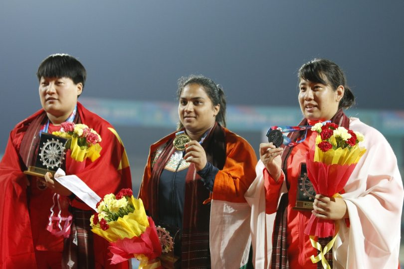 India creates history in 22nd Asian Athletics Championship