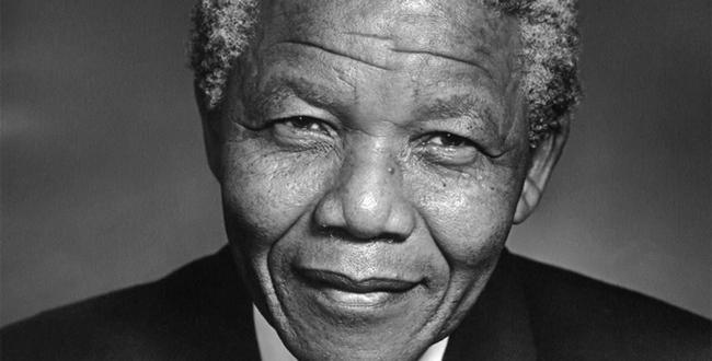 Nelson Mandela: The President of South Africa and anti-apartheid activist was born today